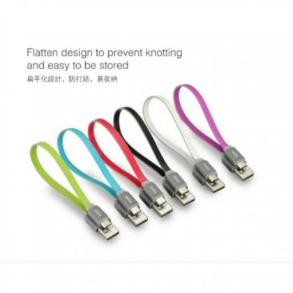 SISTA EASY GO CHARGE & DATA CABLE MICRO USB (Compatable Quick Charge)