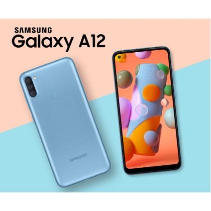 SAMSUNG GALAXY A12 6GB+128GB (MALAYSIA SET)